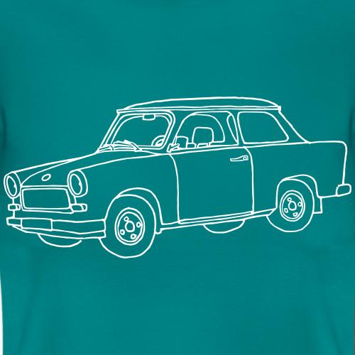 Trabi Frauen T-Shirt